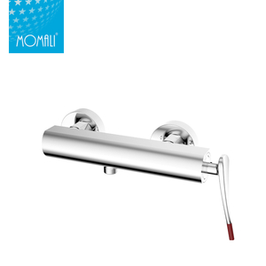 Zinc alloy handle brass faucet shower mixer tap bathroom unique fittings sink taps