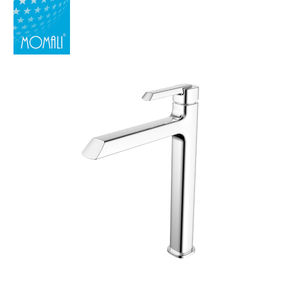 Single handle number of handles and brass material single hole faucet