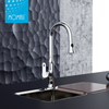 European style thermostatic brass kitchen sink water faucet mixers and taps
