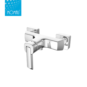 Momali chrome polished plating bathroom bathtub shower mixer tap