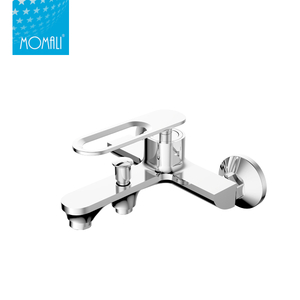 Sanitary ware cheap bathroom faucets simple ACS shower faucet