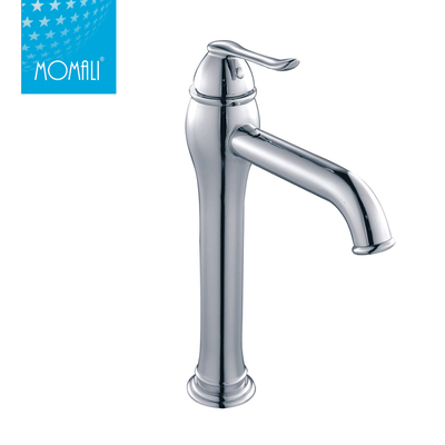 Single Lever Polished Water Fall Single Lever Basin Faucet