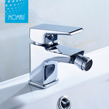 M71387-162C China wholesale chrome brass bathroom soft spray bidet faucet