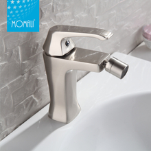 2018 Sanitary ware wholesale brass body single lever bidet faucet mixer